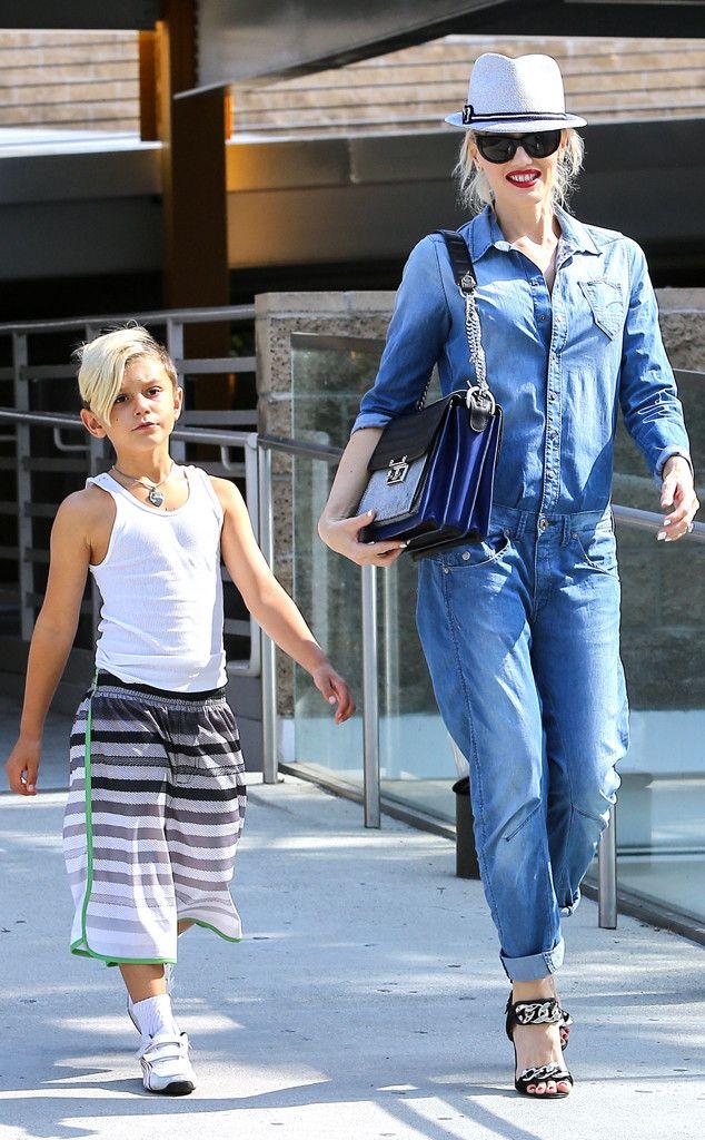 crianças fashionistas