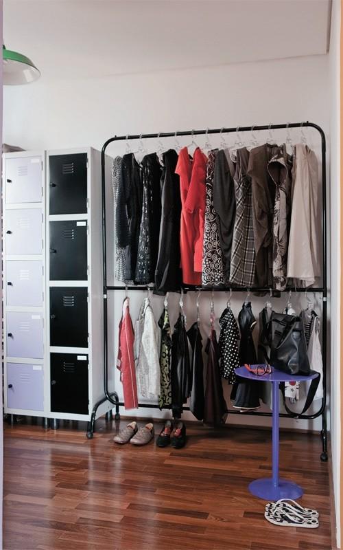 Foto Arara para organizar roupas
