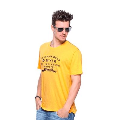 T-shirt Masculina Damyller