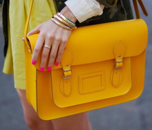 Inspiração Blog Damyller : Cor da moda - Amarelo