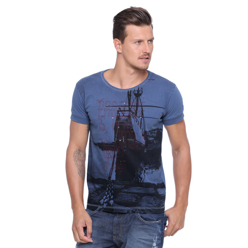 T-shirt Damyller Referência IJ40