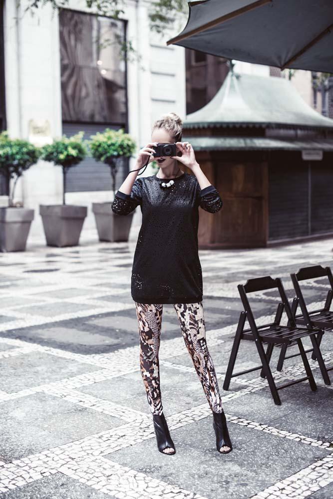 Moletom com calças de Montaria Inverno 2014 - Damyller