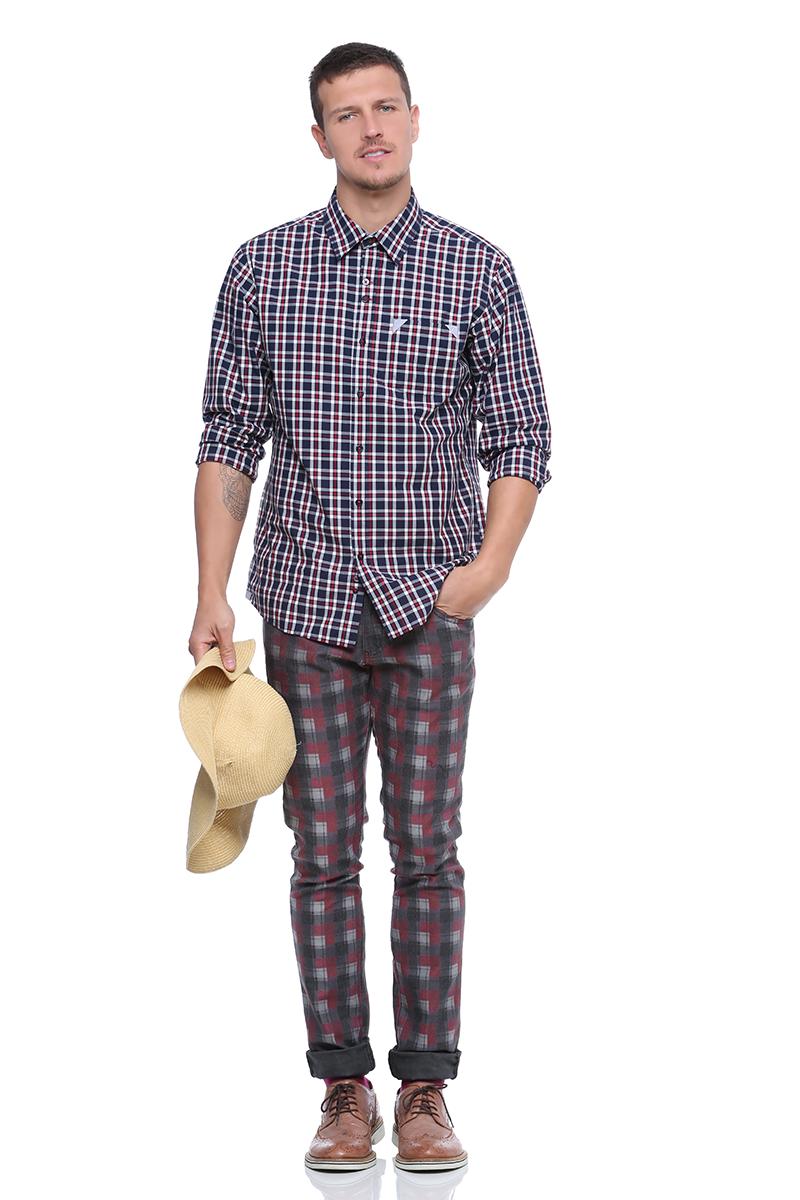 Clique aqui e compre a calça xadrez para festa junina!