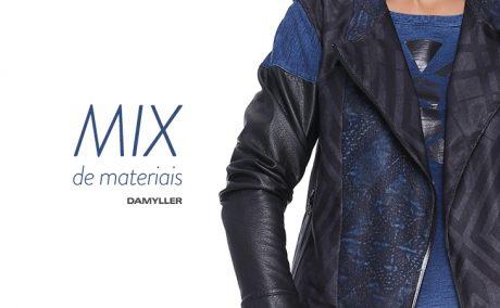 Mistura fashion: Dicas para apostar no mix de materiais!