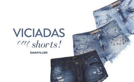 Qual é seu Short Jeans preferido?