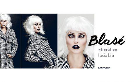 Blasé: um editorial para amar casaco xadrez!