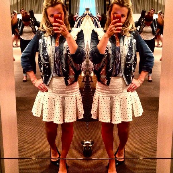 #MixPressDay Damyller Verão 2015 - Damylla Damiani, nossa consultora de estilo