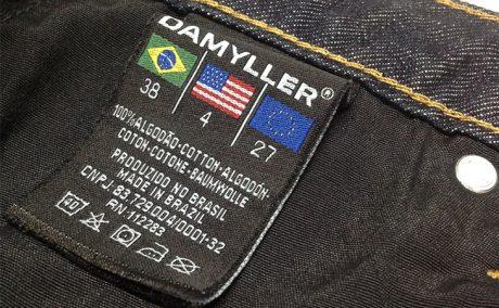 Aprenda a decifrar: etiqueta de roupa!