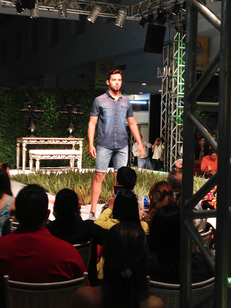 Desfile Damyller Shopping Avenida Center - Dourados