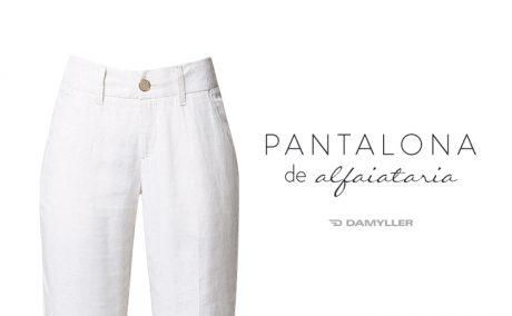 A elegância da calça pantalona de alfaiataria