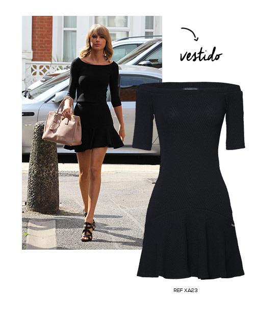 taylor swift vestido