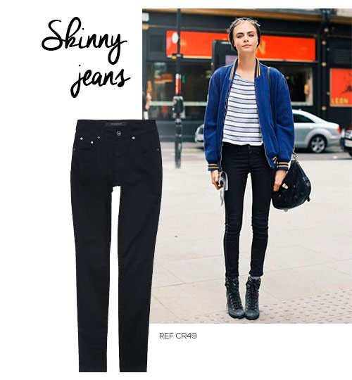 cara delevingne jeans skinny