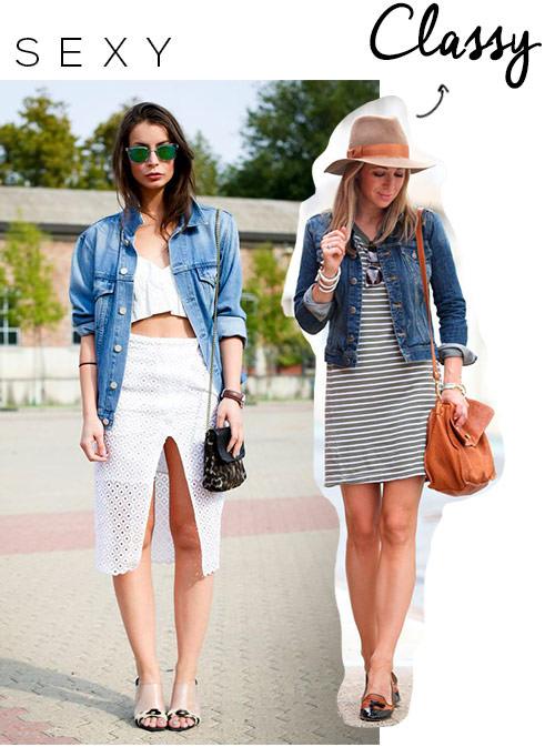 jaqueta jeans sexy estilo classica