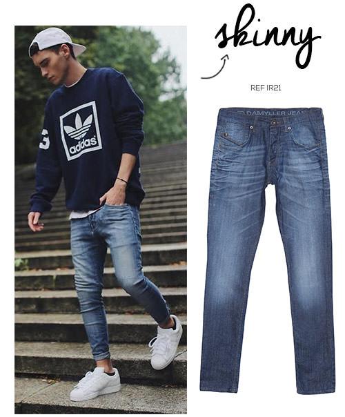 tênis branco com calça jeans skinny