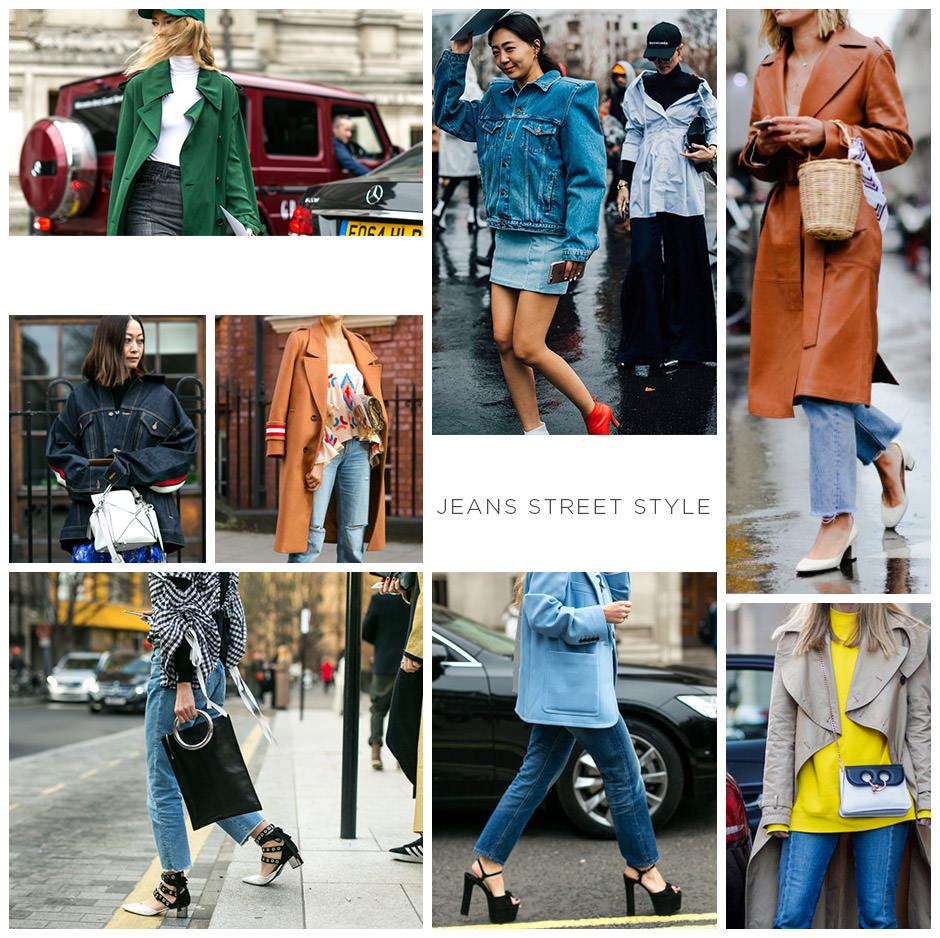 Tendência jeans