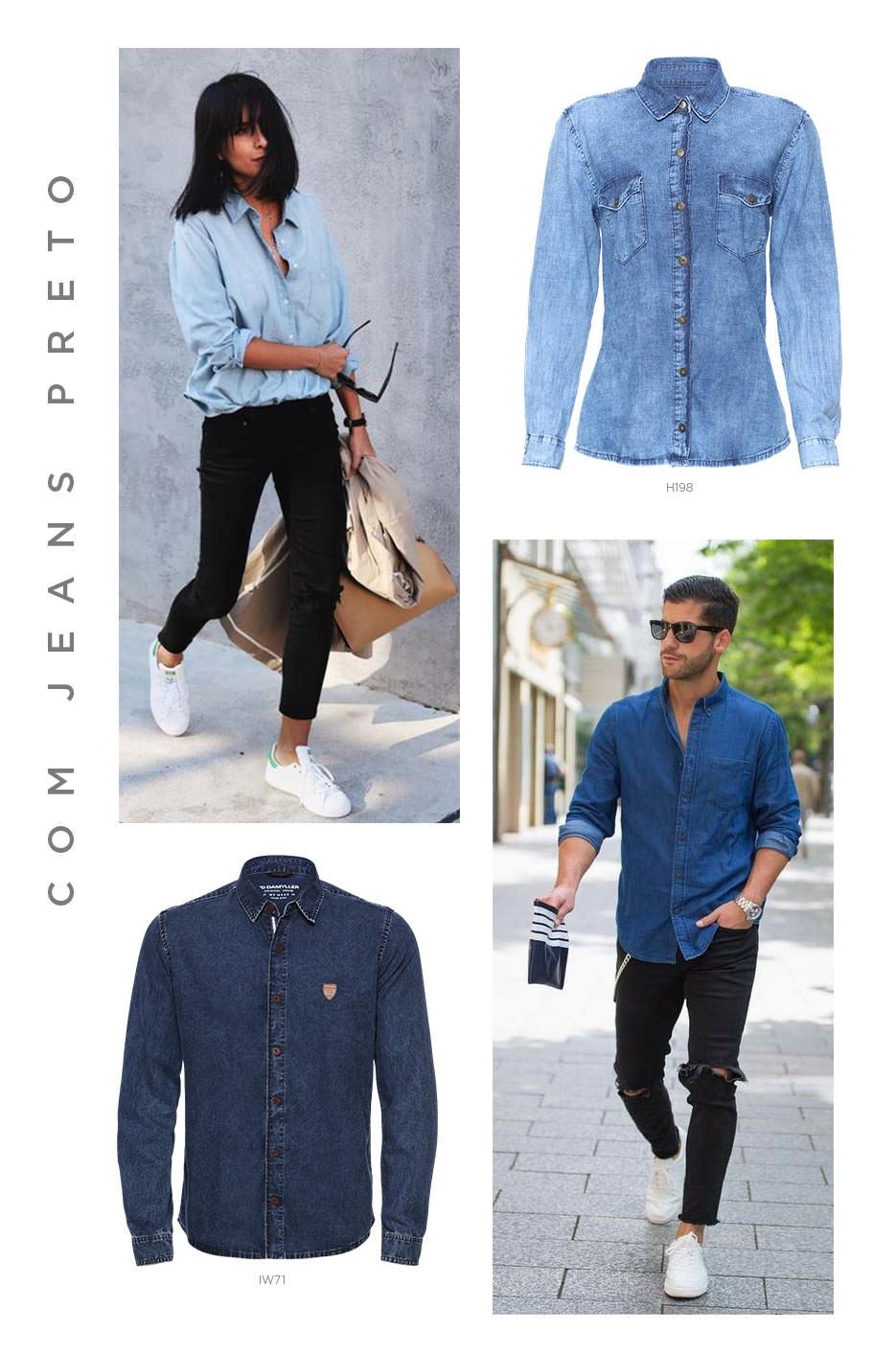 camisa-jeans-preto