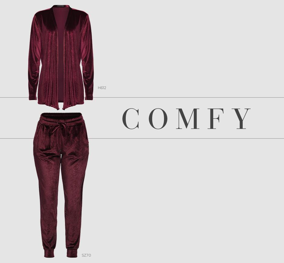 Look comfy