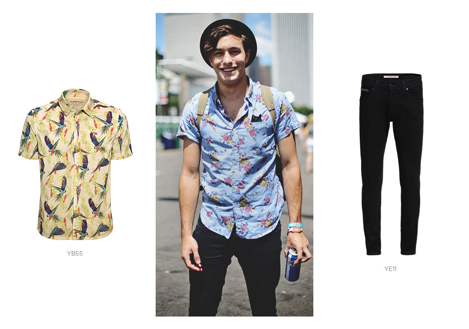 look masculino rock in rio