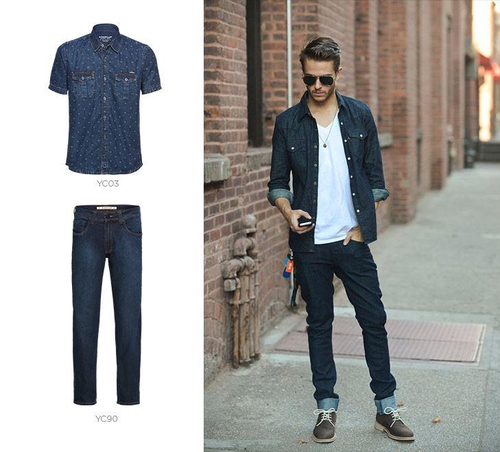 jeans masculino damyller