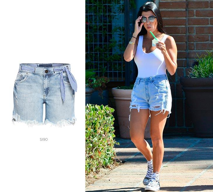 kourtney kardashian com bermuda jeans