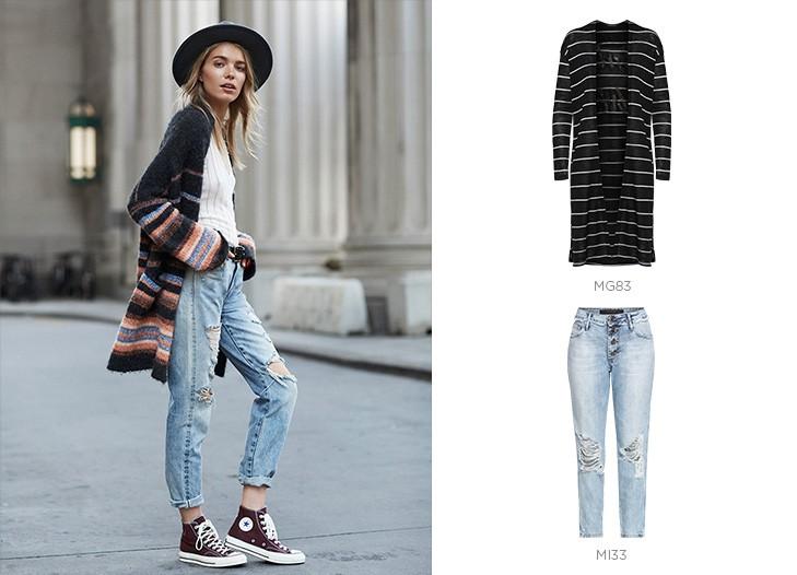 look jeans damyller