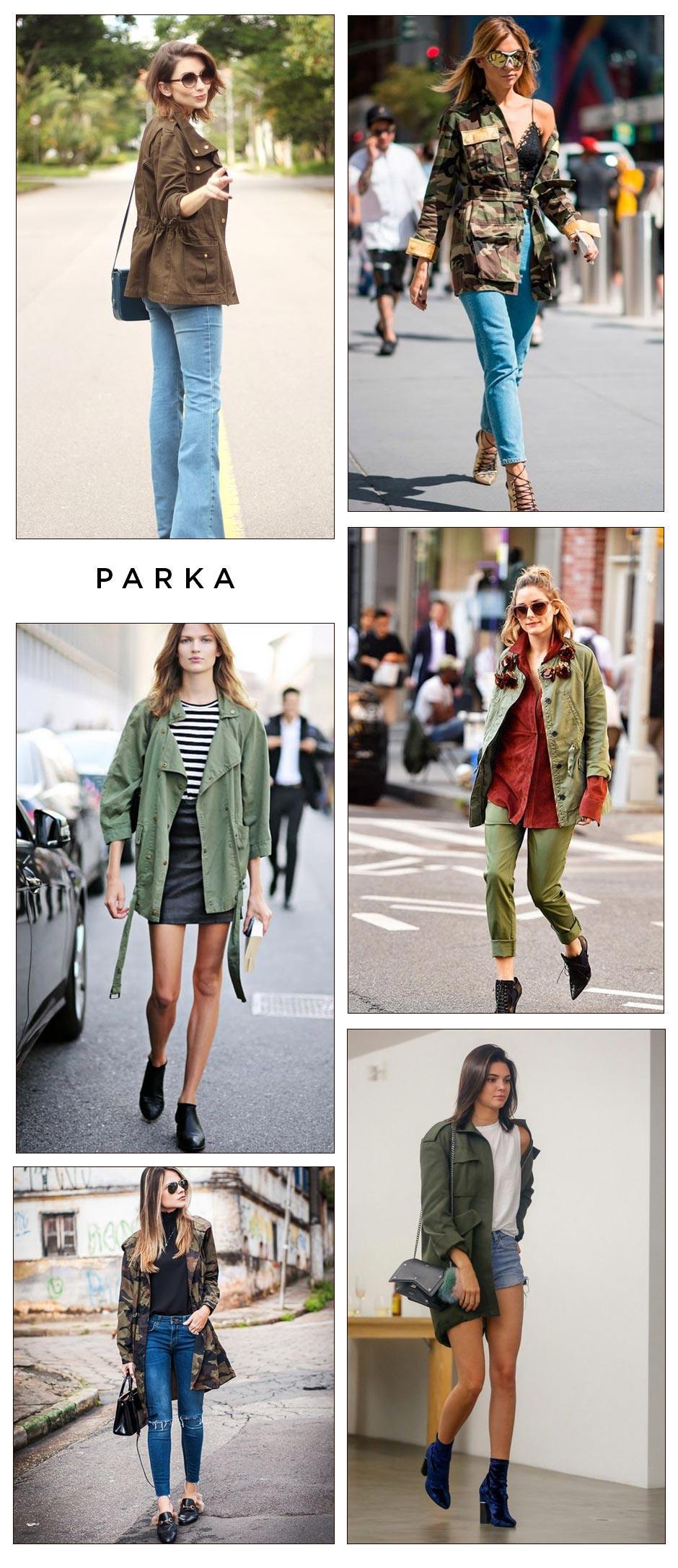 parka street style