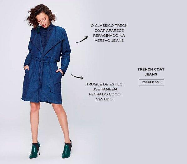 trench coat damyller