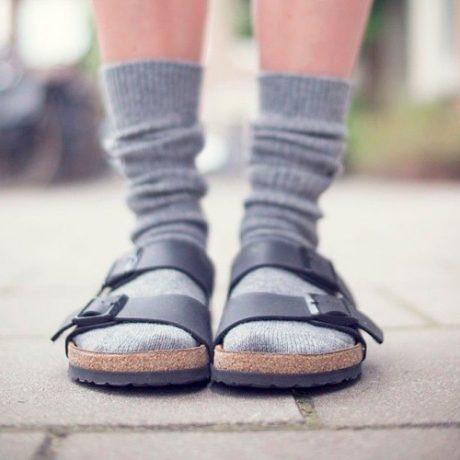 Sandálias Birkenstock: como usar?