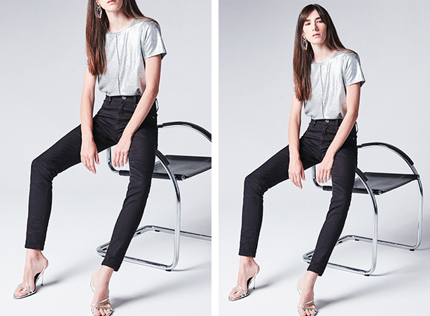 Calça skinny cropped - ideal para as altas