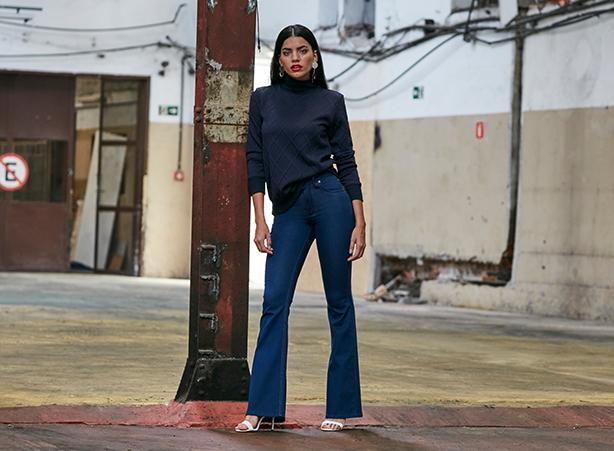 Jeans para altas