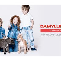 Presente para Dia das crianças: Jeans Damyller Kids!