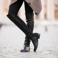 Bota Cano Longo: Over the Knee