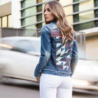 Como usar: Jaqueta jeans