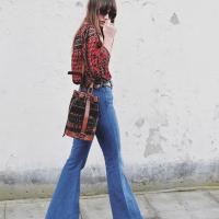 A moda dos anos 70