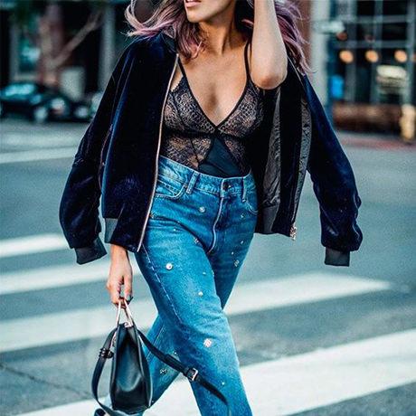 eb84cee32 Como usar body com calça jeans - Blog Damyller