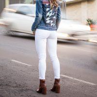 Como criar looks estilosos com jeans e bota