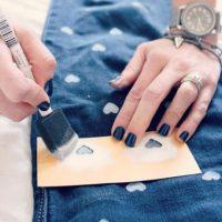 Como customizar sua calça jeans