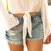 Descubra 5 looks com short jeans para a primavera