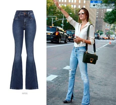 jeans bootcut g5