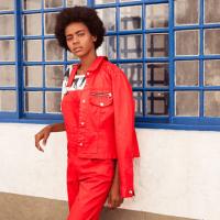 Tendência do outono 2018: vermelho no street style