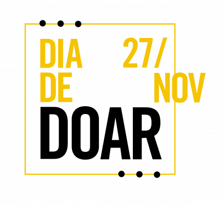 Dia de doar - 27 de novembro