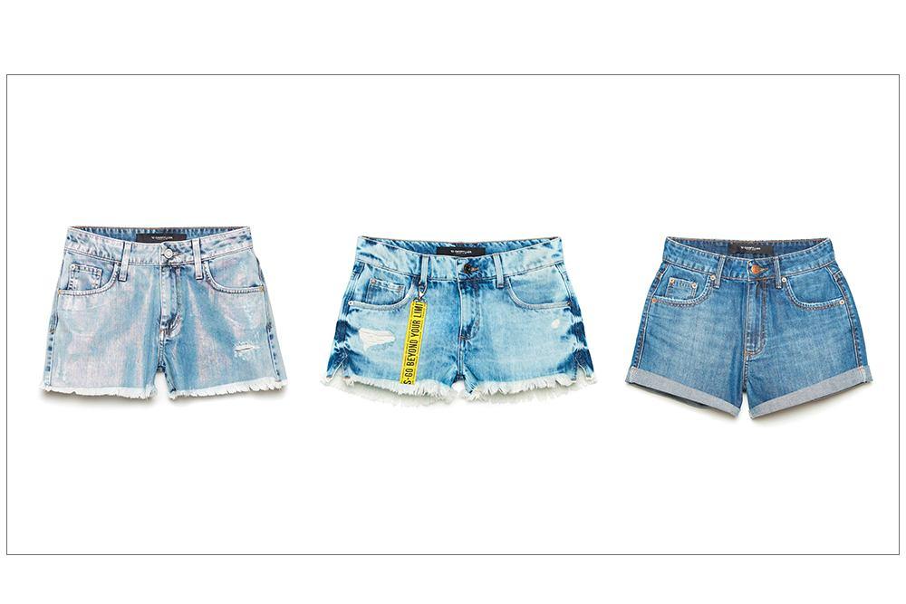 Short Jeans para o carnaval