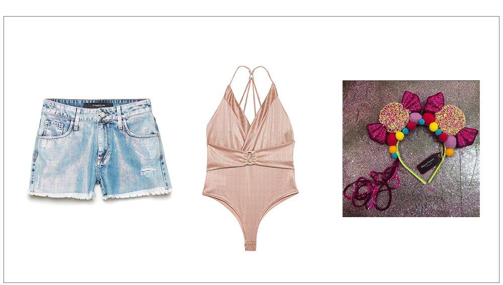 Look Carnaval com body