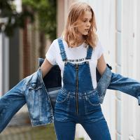 9 provas de que a jaqueta jeans é versátil