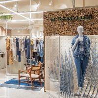 Damyller abre loja conceito em Curitiba