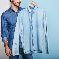 7 formas de usar camisa manga longa masculina