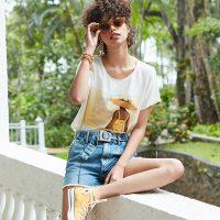 Short jeans curto: o melhor companheiro para o verão